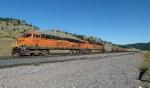 BNSF 6358 West