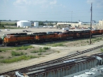 BNSF 559 and 514