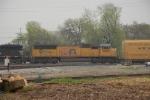 UP 3800 on 36J