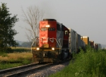 CN Westbound catches us off guard