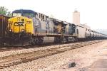 Unit ethanol train rolls east