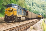 Coal train DPU