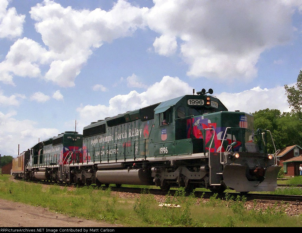 Torch Train