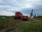 RLK 4095 and A Difco Dump Car