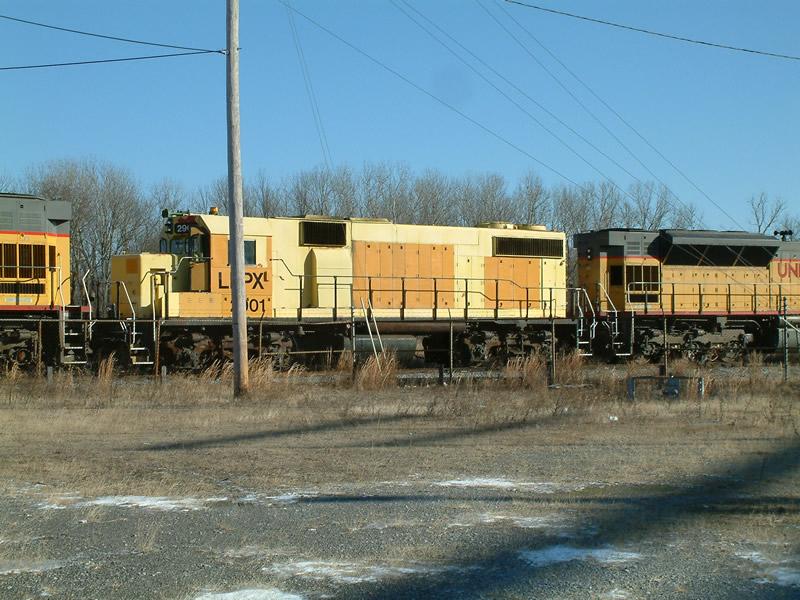 ex-Kennecott Copper GP39-2