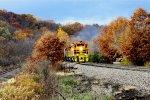 Autumn in Pennsylvania.