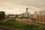 Grain Elevator Williston