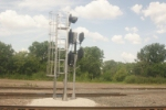 New Signal Tower outside Chicago