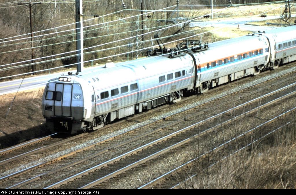 Penn Central metroliners