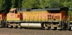 BNSF 672