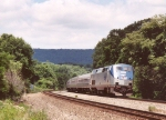Amtrak train 42
