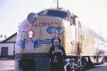 Union Pacific E9 925