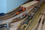 N Scale Engine Facility