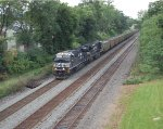 NS 401 westbound empty coal