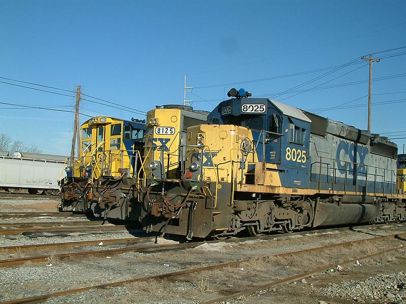 Super loco Lineup