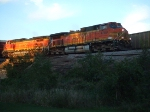 BNSF 4669 and 4480