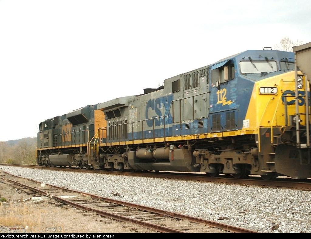 CSX 112
