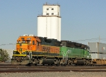 BNSF 2371 and 8011
