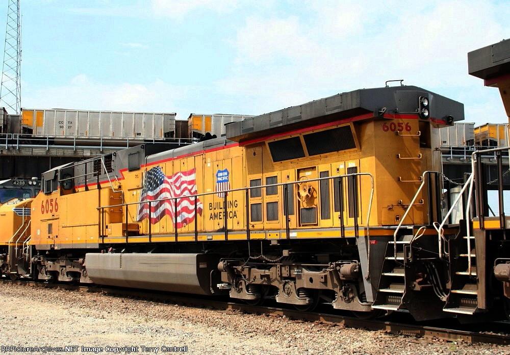 UP 6056