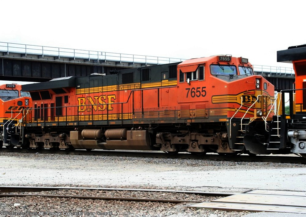 BNSF 7655