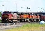 BNSF 662