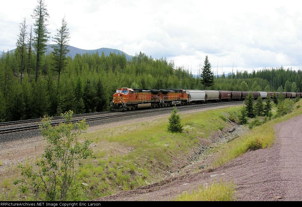 BNSF 4597