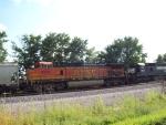 NS 2527 BNSF 4541