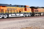 BNSF 6644 passes me by as she heads into the Barstow yard for a crew change.