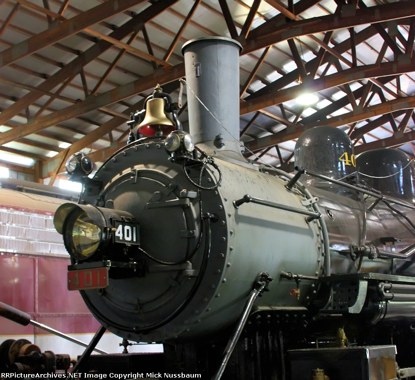 The Museums latest toy Southern #401