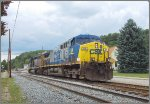 CSX 44 and 4007