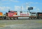 BNSF 651