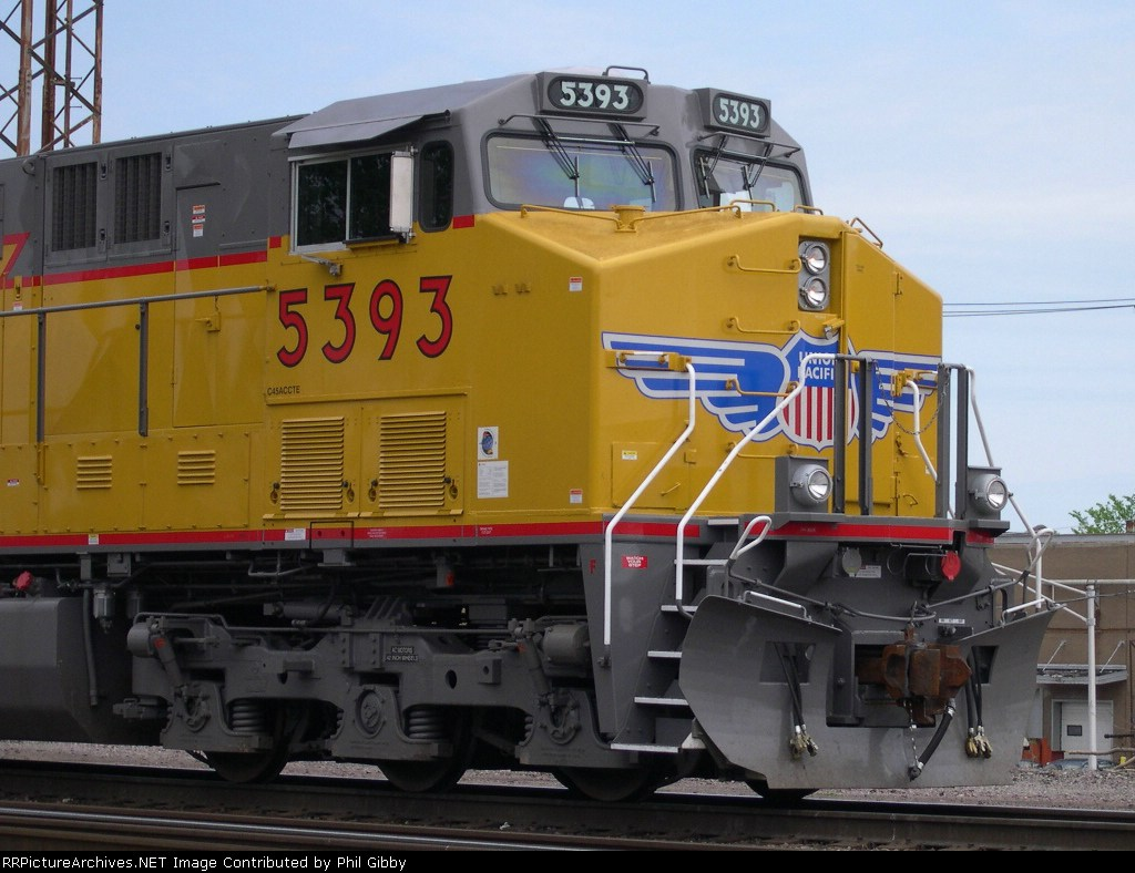 UP 5393