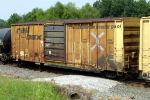 Railbox 38298, Railbox #38298, a 70 ton XM box with 10 foot doors,