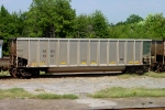 Seminole Electric Cooperative (SEMX) #8002, a rotary dump empty coal car built by Trinity Railcar North America and on long-term lease from Chase Equipment Leasing,