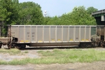 Seminole Electric Cooperative (SEMX) #8120, a rotary dump empty coal car,