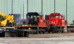 Where old Locomotives go to die
