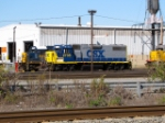 CSX 2735 and 8592