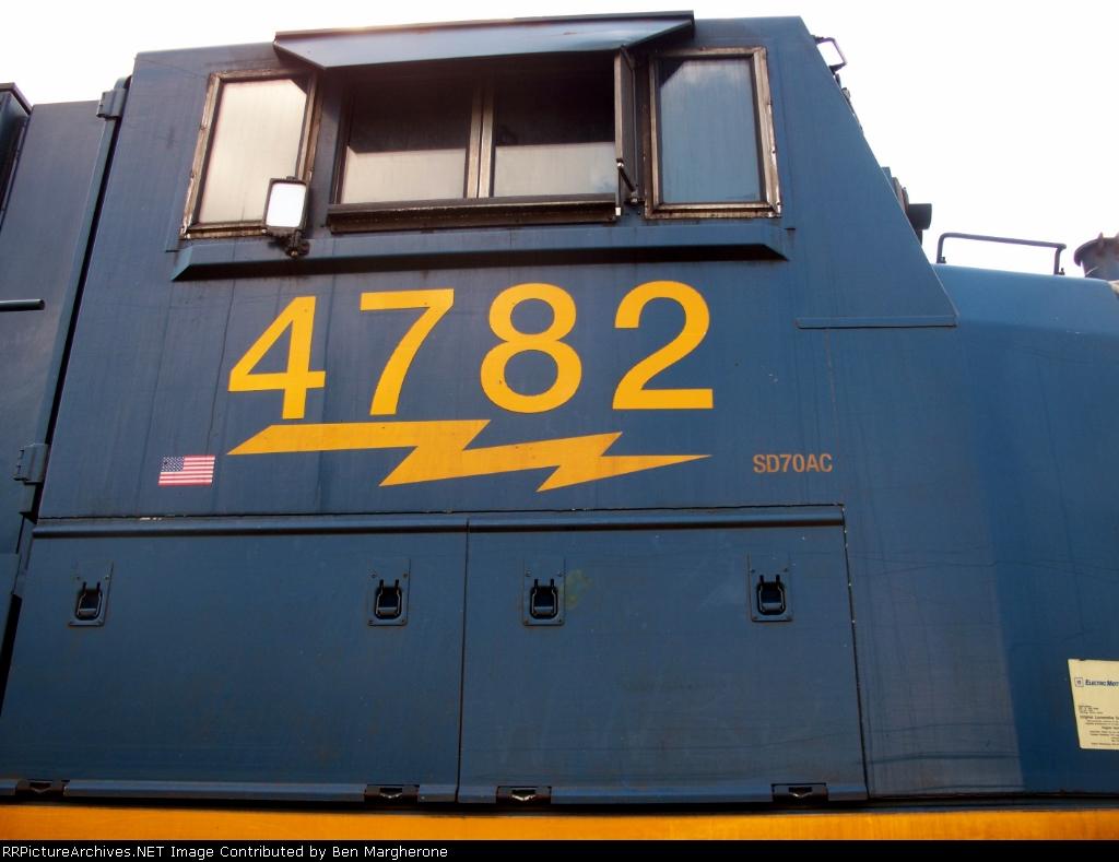 CSX 4782