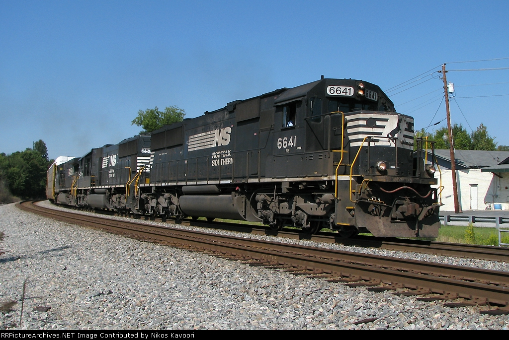 NS 6641 leads NS 223