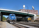 CSX and Conrail at Jones Avenue