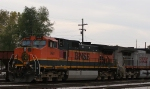 One of the 1st BNSF units