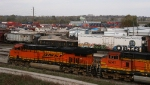 WB BNSF C4 on the Transcon