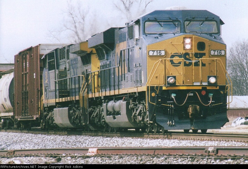 CSX 716