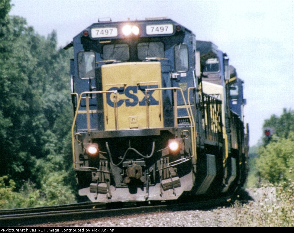 CSX 7497