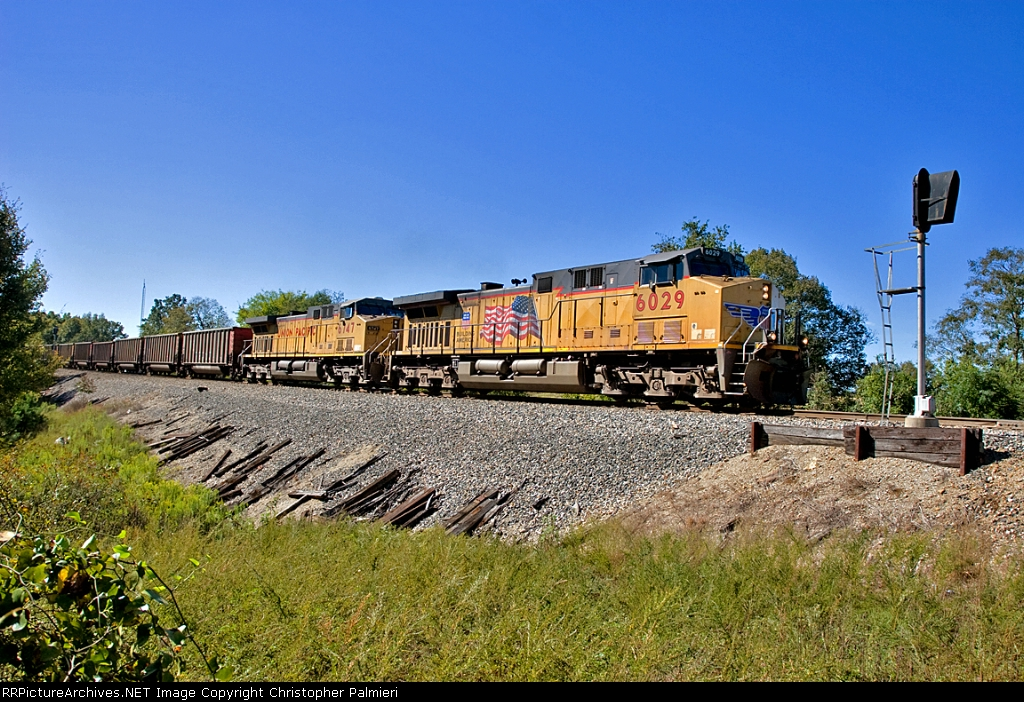 UP 6029 and UP 6747 Lead KCS 2C-WEKC-02