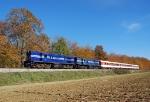 ALCO's on excursion train