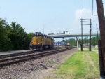 Northbound Local and Northbound Intermodal Race