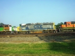 Wrecked CSX