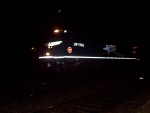 Northbound Intermodal With UP 1982 Mo-Pac Heritage Locomotive