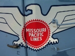 Missouri Pacific Eagle Logo
